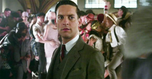 Toby Maguire as Nick Carraway