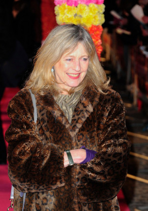 Deborah Moggach 39 The Best Exotic Marigold Hotel 39 World Premiere