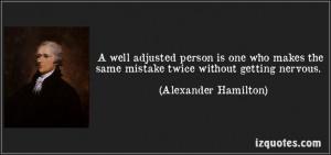 ... . (Alexander Hamilton) #quotes #quote #quotations #AlexanderHamilton