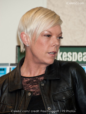 Tabatha Coffey in Tabatha Coffey It's Not Really About the Hair Book ...