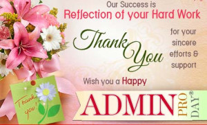 Related Pictures happy admin day images