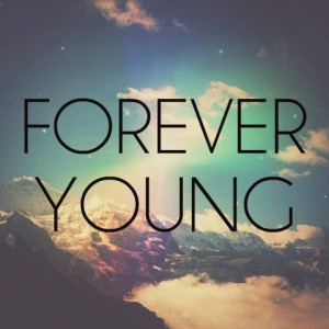 forever, galaxy, quote, quotes, sky, young