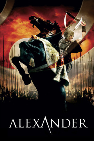alexander the great movie 2004