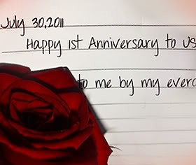 View all Anniversary For Boyfriend quotes