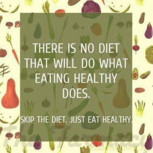 Inspirational Quotes About Healthy Eating. QuotesGram