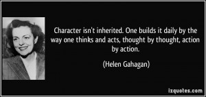 More Helen Gahagan Quotes