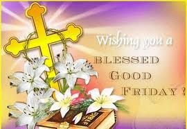 Latest 2011 Good Friday SMS, Quotes, Poems, Wallpapers & Much More.