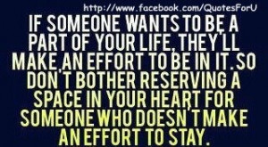 Don't wait on love...let love find you!