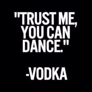Great Funny Dancing quote