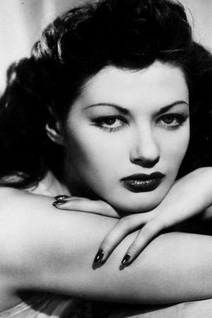 Yvonne De Carlo: Hollywood Glamour, Yvonne Decarlo, Classic Beautiful ...