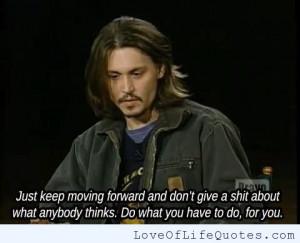 Motivational Quotes Johnny Depp