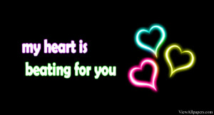 Neon Love Quotes High Resolution Wallpaper, Free download Neon Love ...