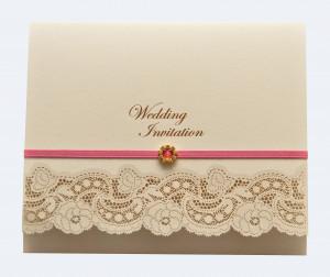 Lace Wedding Invitation Quotes
