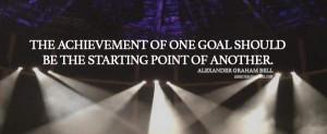 Achieve Goals Picture Quote