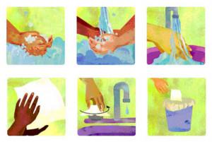 Printable Handwashing Signs For Preschool