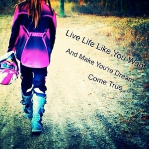 Dirt Bike Quotes And Sayings For Girls What motocross racing is