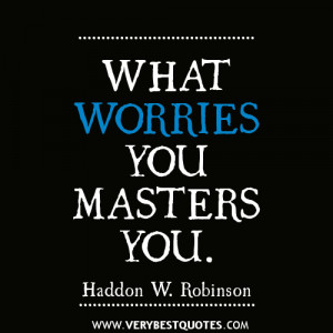 worry quotes, quotes about worry