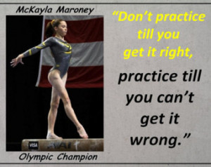 inspirational wall quotes for gymnastics