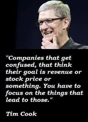 Tim cook famous quotes 5