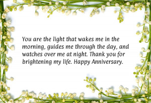 anniversary-quotes-for-him-from-the-heart-you-are-the-light-that-wakes ...