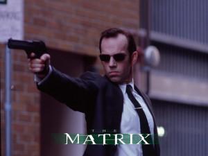 The Matrix The Matrix Agent Smith Wallpaper