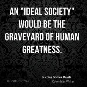 perfect society