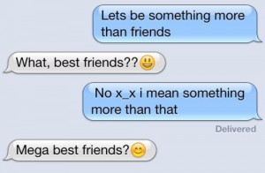 Friend Zone Level 99 Lets be something more than friends What best ...