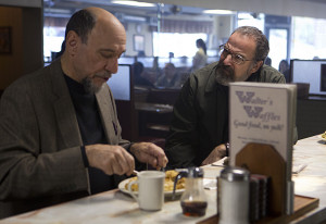 Murray Abraham guest stars here on Homeland. Saul takes issue with ...