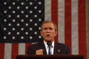 911: President George W. Bush Addresses Joint Session of Congress, 09 ...