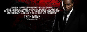 Tech N9ne Tech N9ne Dysfunctional Quote