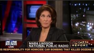 Mara Liasson hyped Hillary Clinton as