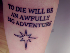 Quotes About Death Tattoos