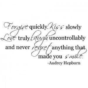 Images) 11 Inspiring Audrey Hepburn Picture Quotes