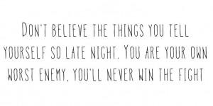 very true. ingrid michaelson #lyrics #quote