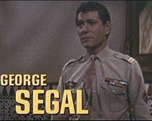 George Segal Quote