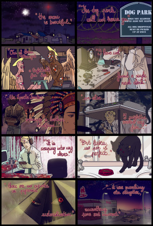 Welcome to Night Vale by Zombiesfrommars