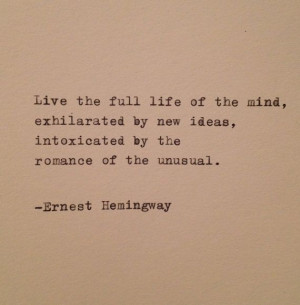 Hemingway by farmnflea on Etsy, $9.00
