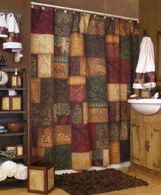 Adirondack Pine Shower Curtain : Cabela's