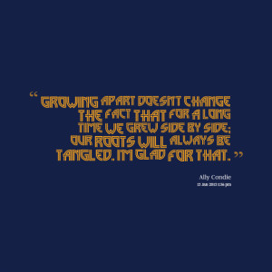 Quotes About Friends Growing Apart Wallpapers Download