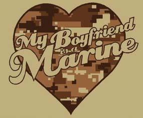 marine boyfriend