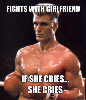 You Will Lose Ivan Drago Meme