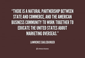 Business Partnership Quotes