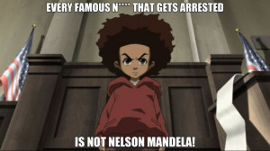 Top Boondocks Quotes #18 (Season 1, Episode 2).