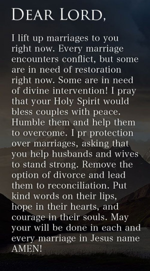 ... .com/prayer-of-the-day-restoration-in-marriage/ - Marriage, Love