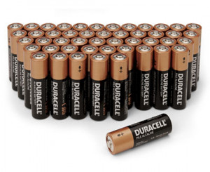 Duracell AA Batteries 40 Pack Price