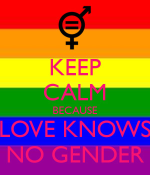 Love Has No Gender Nobody has voted for this