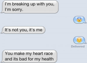 The Worst Break-Up Texts of All Time (20 pics)