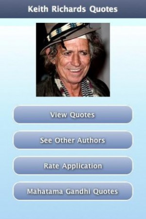 View bigger - Keith Richards Quotes for Android screenshot