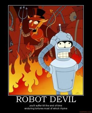 Robot Devil photo robot-devil-robot-devil-futurama-demotivational ...