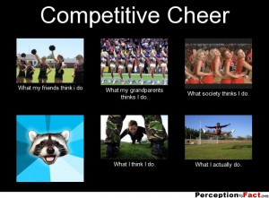 competitive cheerleading quotes